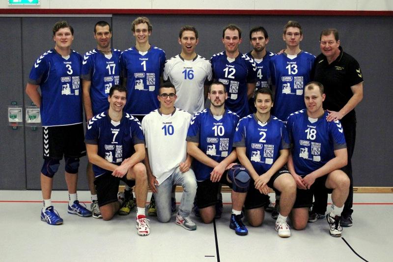 RTV Herren 1 in der Saison 2012