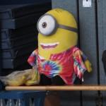 """Unser Maskottchen """"Banana-Stu"""""""
