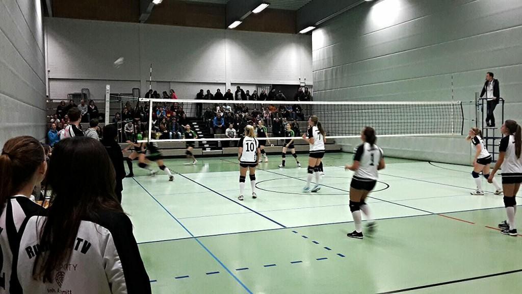 Damen Pokalspiel